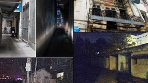 Lạnh gáy với ngôi nhà ma ám ở ngõ Văn Chương