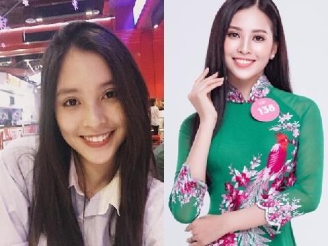 Choáng váng với mặt mộc xinh đẹp của tân hoa hậu Trần Tiểu Vy
