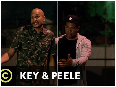 Key & Peele: Đã yếu lại còn ra gió!