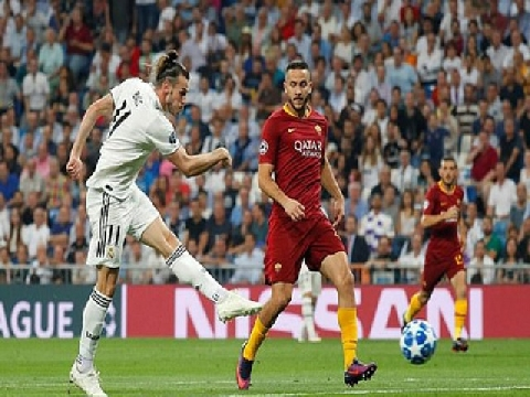 Real Madrid 3-0 Roma (Bảng G Champions League)