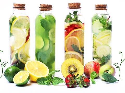 10 loại đồ uống giúp thanh lọc cơ thể một cách hiệu quả nhất