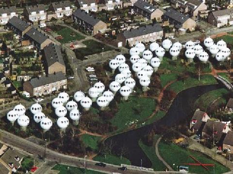 Đây là nhà của người ngoài hành tinh?