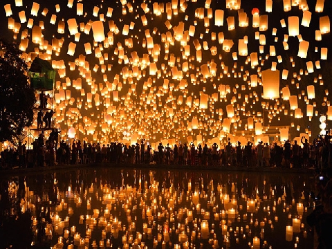 Những lễ hội mùa thu nổi tiếng nhất thế giới