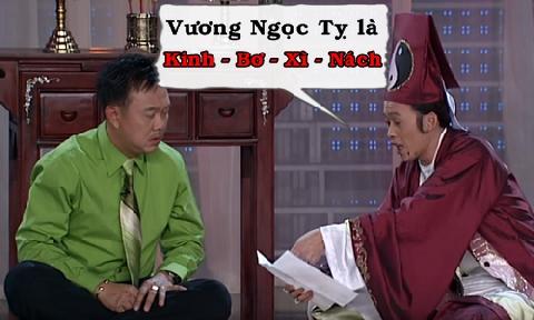 Hài Hoài Linh: Thầy Cúng Ham Của