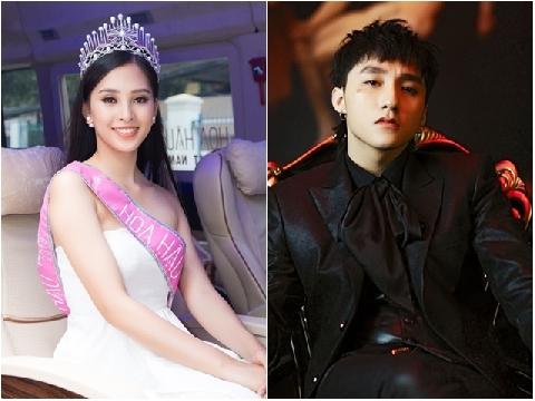 Hoa hậu Trần Tiểu Vy lộ chuyện là fan cuồng của Sơn Tùng M-TP
