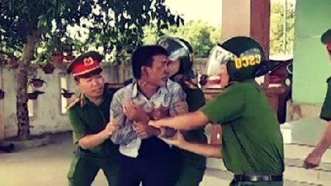 Quảng Bình: 3 em nhỏ suýt bị bố đẻ thiêu chết