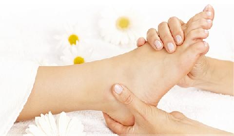 Massage chân thần thánh hơn bạn nghĩ