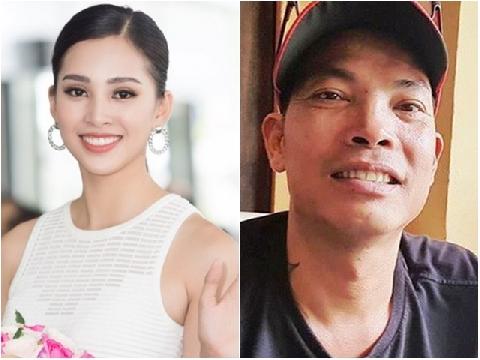Hoa hậu Trần Tiểu Vy bị ''soi'' khi mua tặng bố áo chưa đến 200 ngàn