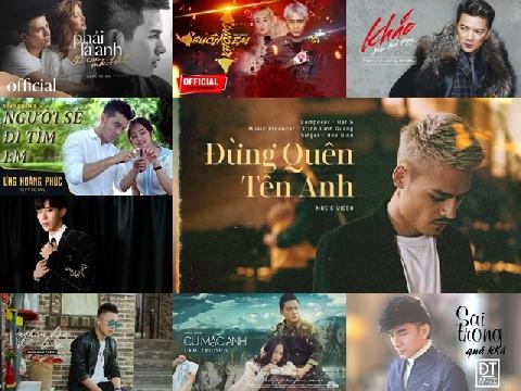 Top 10 MV nhạc Việt hot nhất hiện nay