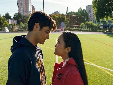 Đây là bộ phim ngôn tình Châu Á đầu tiên đến từ đất Mỹ xa xôi
