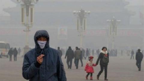 Trung Quốc: Hơn 1 triệu người chết mỗi năm vì ô nhiễm