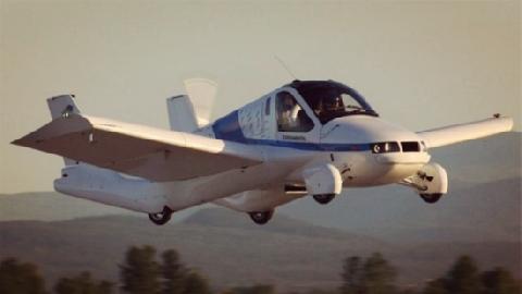5 mẫu xe bay đã thử nghiệm thành công