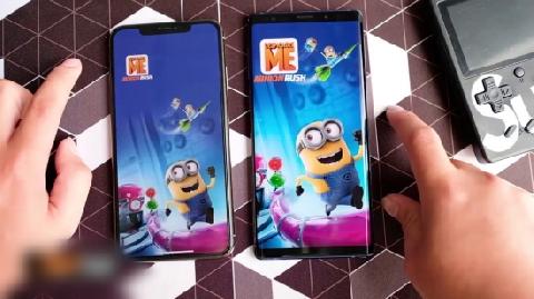 iPhone XS Max so găng Galaxy Note9, phần thắng thuộc về ai?
