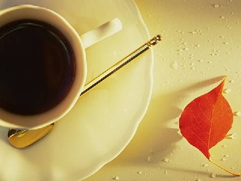 Bức tranh kỳ diệu từ 100 ly cà phê