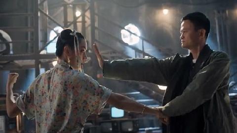 Học 12 kỹ thuật tự vệ trong phim của Jack Ma (P2)