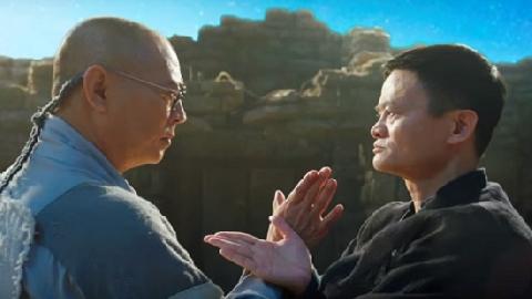 Học 12 kỹ thuật tự vệ trong phim của Jack Ma (P4)