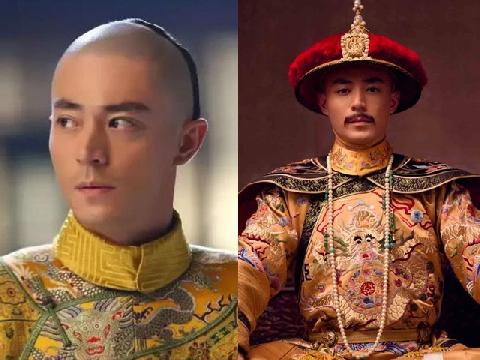 'Càn Long' Hoắc Kiến Hoa lọt Top nam chính đáng ghét nhất trên màn ảnh Hoa ngữ