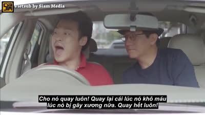 Quảng cáo Thái Lan rất thực tế dành cho người hay cáu gắt