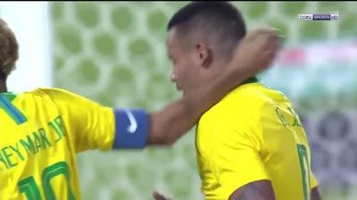 Ả rập Xê út 0-2 Brazil (Giao Hữu Quốc Tế)
