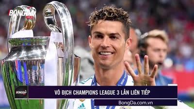Những kỷ lục của Ronaldo mà Messi chưa thể phá vỡ