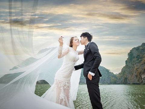Để có một bộ ảnh cưới siêu hạng đỉnh cao