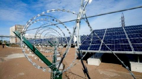 Ukraine nỗ lực hồi sinh Chernobyl bằng nhà máy điện Mặt Trời