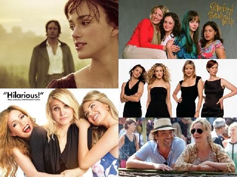 Là phụ nữ bạn tuyệt đối không nên bỏ qua những phim này