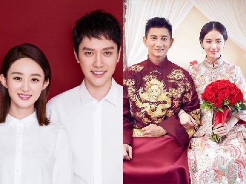 Triệu Lệ Dĩnh ''mở hàng'' tháng hỉ: Đường Yên kết hôn, Lưu Thi Thi bầu song thai
