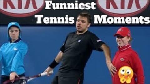 Tennis và những khoảnh khắc hài hước khó đỡ (P5)