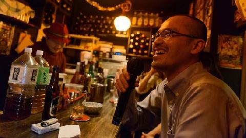 Nhật Bản: Phòng hát karaoke kiêm văn phòng làm việc