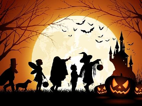 15 ý tưởng cực hay ho cho ngày Halloween
