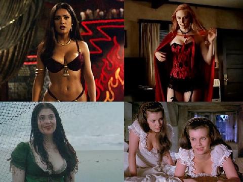 Những nữ ma cà rồng sexy khiến đàn ông 'xin được cắn'