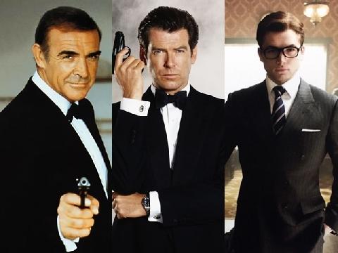 Những tài tử Hollywood đổi đời nhờ vai điệp viên