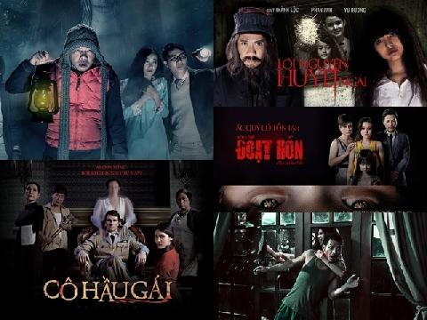 5 bộ phim kinh dị Việt 'đỉnh của đỉnh'