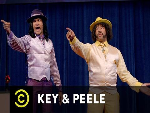 Key & Peele - Lớp học tình cảm về 'kỳ kinh nguyệt'