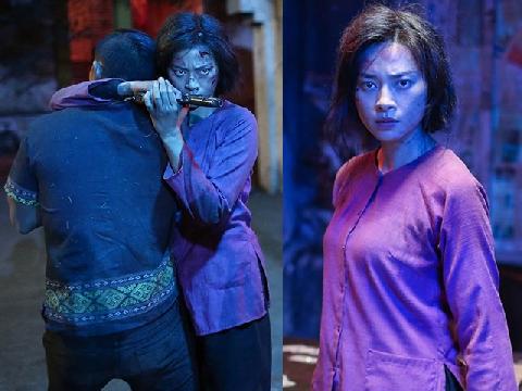 'Đả nữ' Ngô Thanh Vân tái xuất với vai bà mẹ giang hồ 'Hai Phượng'