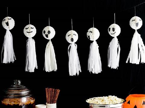 Vài mẹo làm đồ Halloween cho bé cực dễ