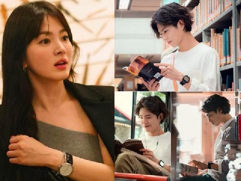 Phim mới của Song Hye Kyo - Park Bo Gum tung teaser đẹp hút hồn