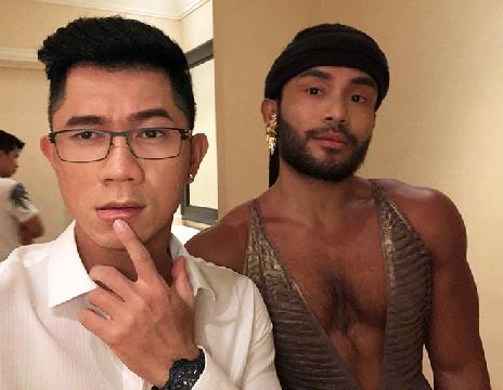 Lộ giới tính thật chết cười của Lương Bằng Quang