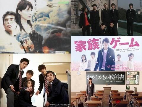 5 phim bạo lực học đường gây ám ảnh trên màn ảnh Nhật