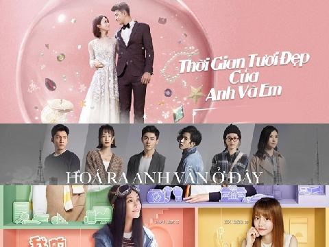 Top phim Hoa ngữ hot nhất tháng 11