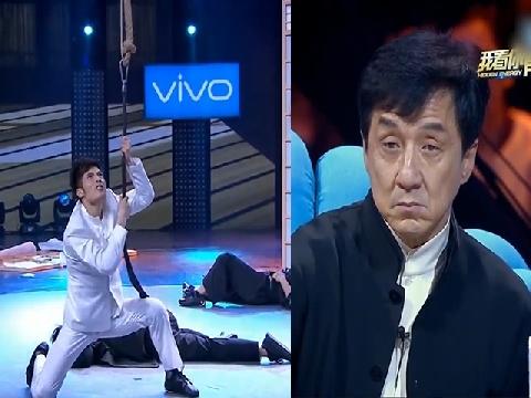 Thí sinh tái hiện màn 'Trần Chân đánh Nhật' khiến Thành Long nể phục