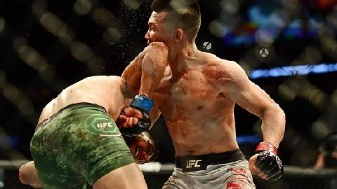 Chiêm ngưỡng 'cú K.O thế kỷ' trong lịch sử UFC