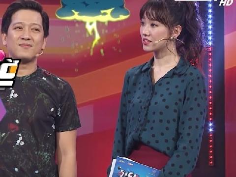 Hari Won bị cả dàn trai showbiz Trường Giang, BB Trần, Minh Dự troll ''sấp mặt''