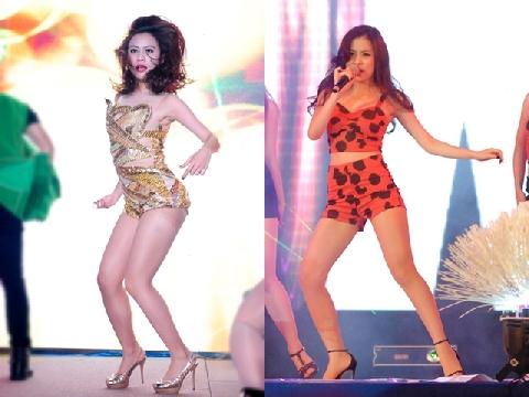Những ca khúc làm nên thương hiệu 'sexy' của Hoàng Thùy Linh