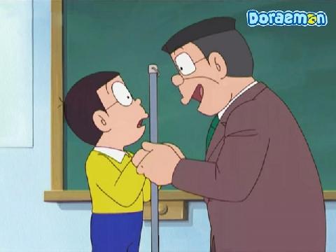 Hoạt hình: 'Doremon: Một Ngày Được Thầy Khen'