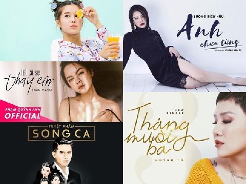 Top Album Việt hot nhất giữa tháng 11