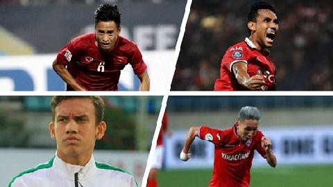"""Tú """"Ngựa"""", Messi Thái Lan và những ngôi sao vắng mặt đáng tiếc ở AFF Cup 2018"""
