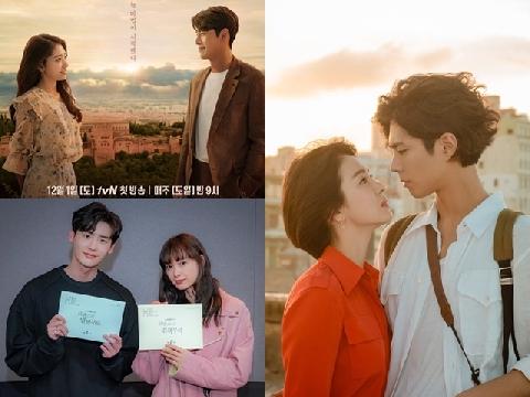 Top phim Hàn Quốc sắp lên sóng hứa hẹn phá đảo rating cuối năm 2018