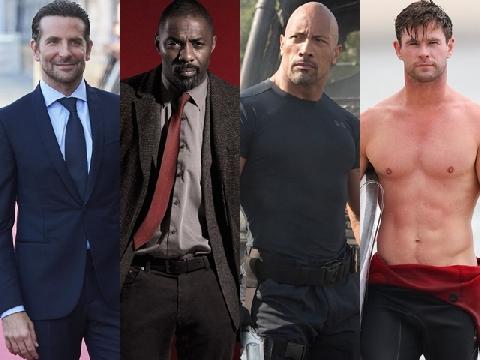 7 tài tử Hollywood từng giữ danh hiệu 'Người đàn ông quyến rũ nhất' hành tinh